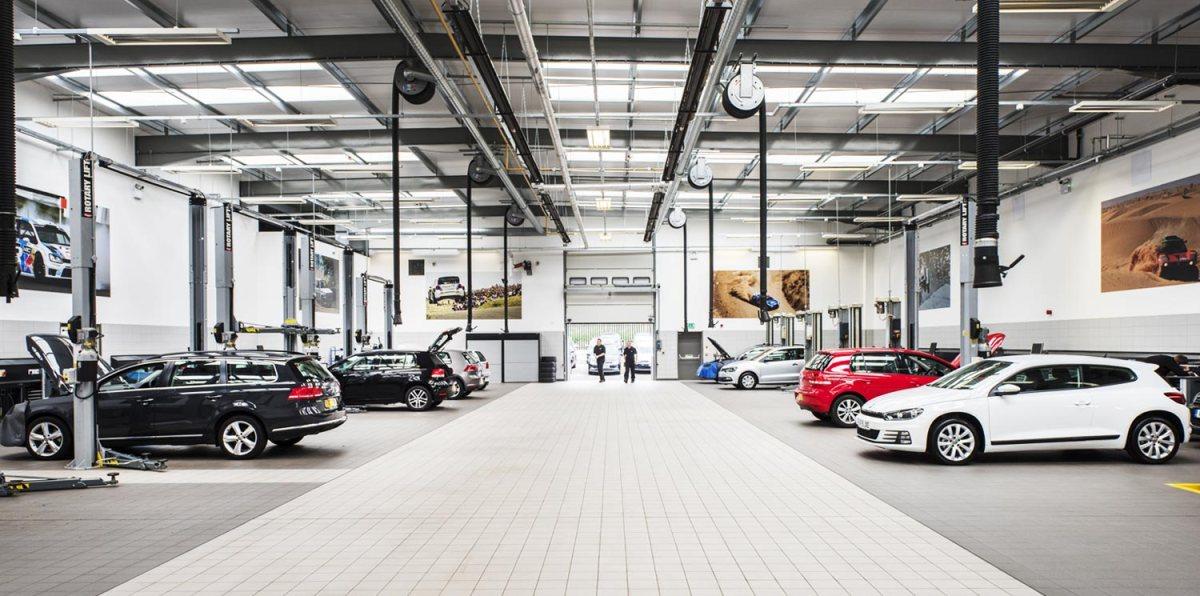 Volkswagen: Майстерні повинні мати можливість заробляти більше, незважаючи на електроннумобільність